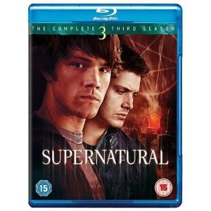 Supernatural Season 3 UK Inport