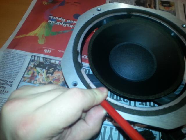 Refoaming der TT und M-TT meines Multicel LSV Kit D