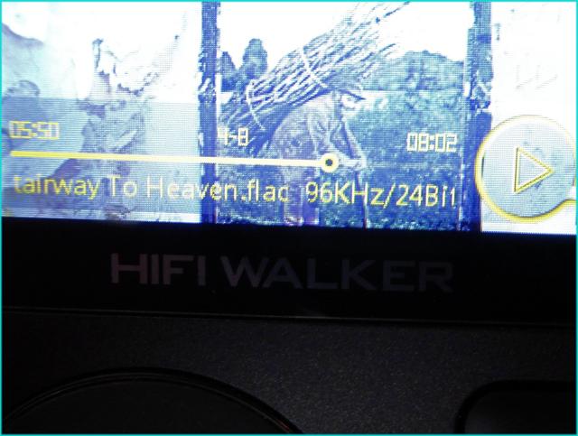 Display Hifi Walker