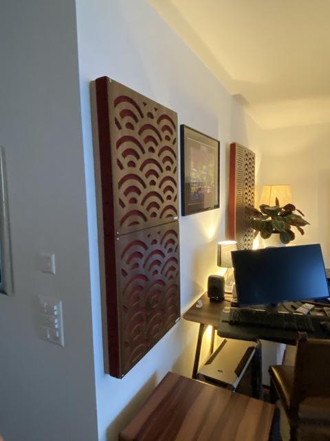 GIK Acoustics Panele 2