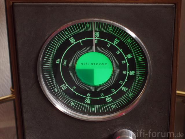 Skala Des Telefunken Hifi Compact 2000