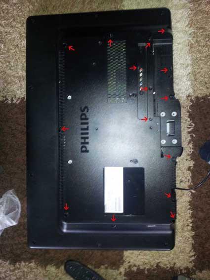 Hilfe Philips 32pfl5405h12 Reagiert Nicht Auf Die Fernbedienung