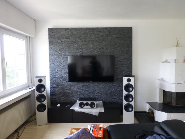 bilder eurer steinw nde kiesbetten racks geh use hifi forum seite 55. Black Bedroom Furniture Sets. Home Design Ideas