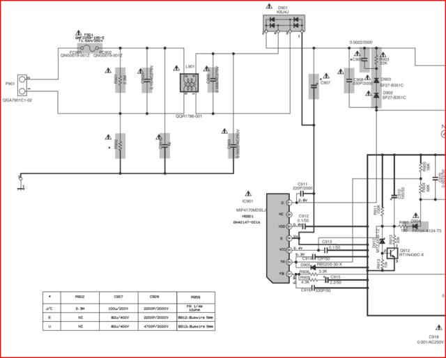 JVC (UX EP 100) Kompaktanlage Standby Uhr plötzlich schwach ...