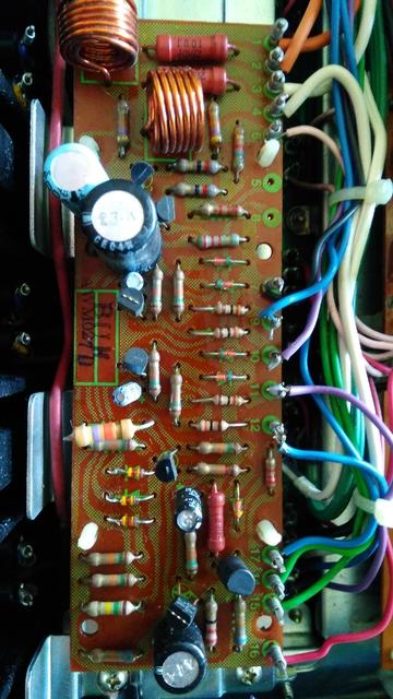 Pioneer SA 8100 Reparatur