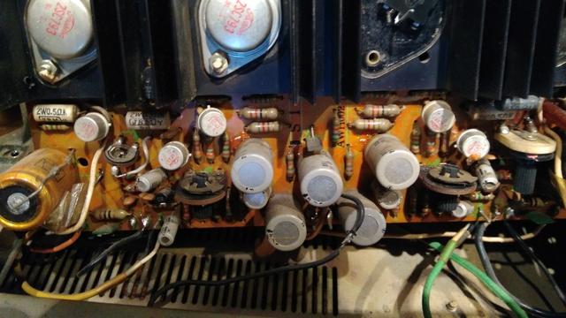Pioneer SX-626 Reparatur