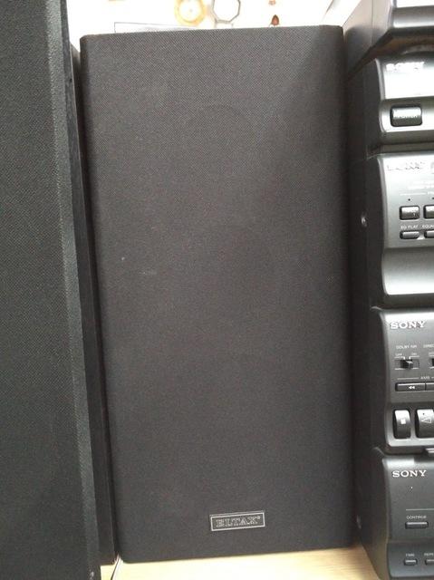unbekannte Eltax Three-Way Stereo Lautsprecher
