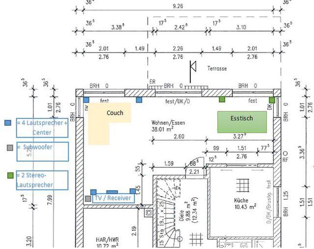 planung hifi beim hausbau allgemeines hifi forum. Black Bedroom Furniture Sets. Home Design Ideas