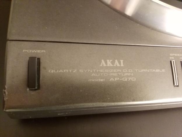 Akai AP-Q70C (Bj. 1981)