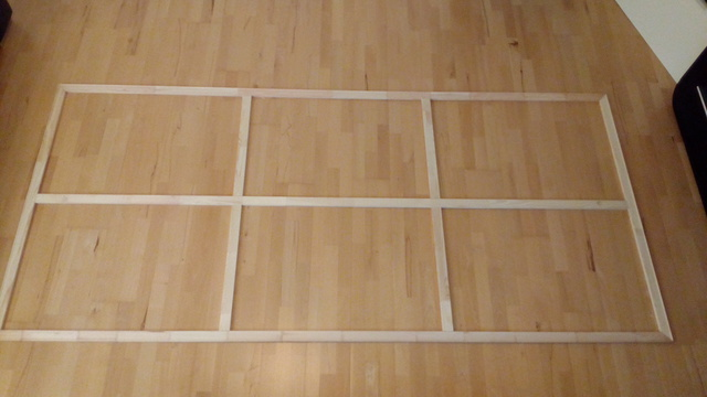 Segel Rahmen