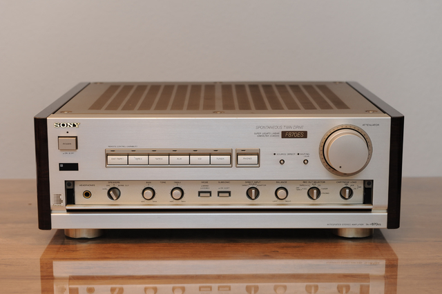 Sony TA-F870 ES