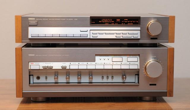 Yamaha AX2000 TX2000 CDX993 KX-W900