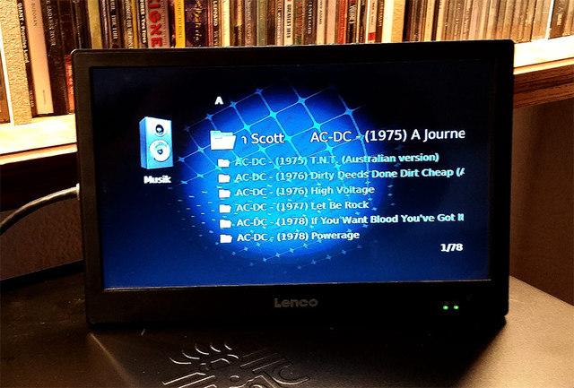 Lenco Bildschirm MME2