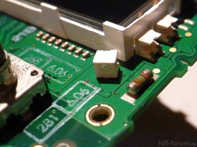 Corsa C Klimaautomatik Displaybeleuchtung (1)