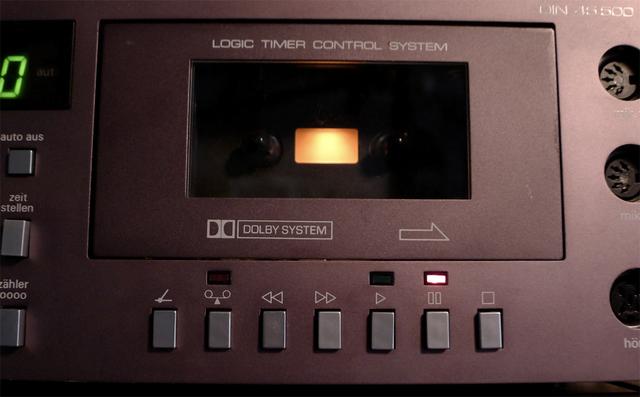 System 8000 Tape