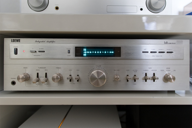 Loewe Verstärker HiFi Sound Project 6396