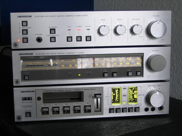 UNIVERSUM System 4000