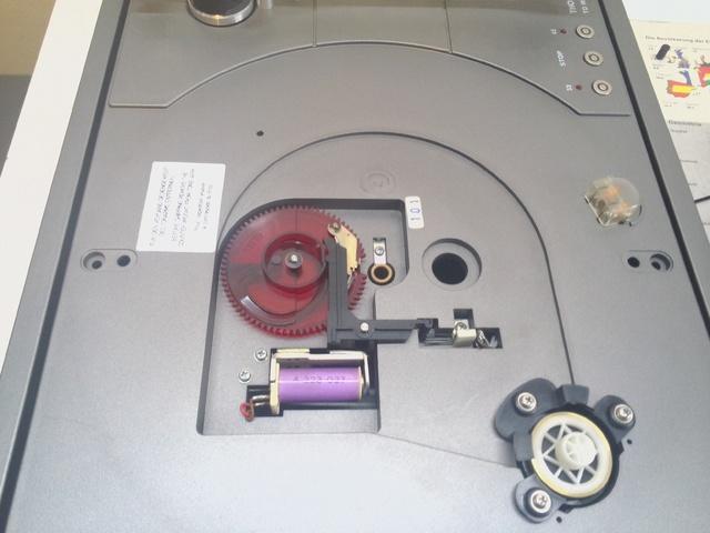 Bild Magnetschalter und Rückführung
