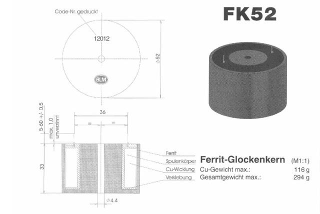 FK52Maße