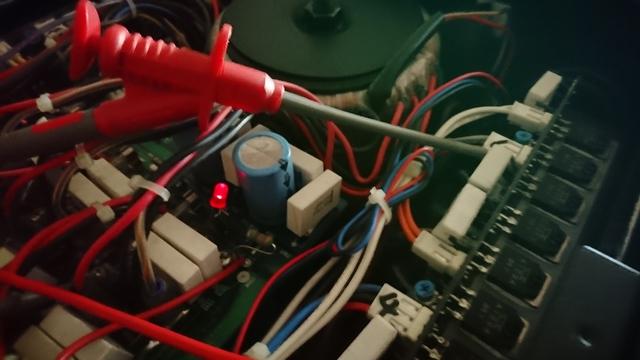LED Plus 3,3K Widerstand