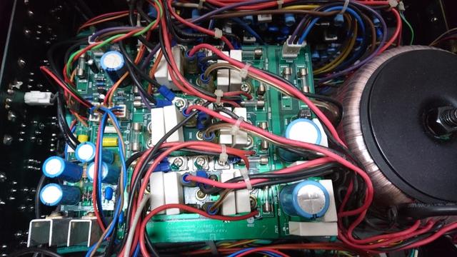 Parasound Power Supply