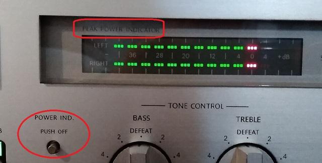 Power Indicator