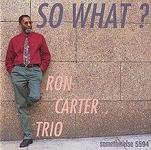 220px So What %28Ron Carter Album%29