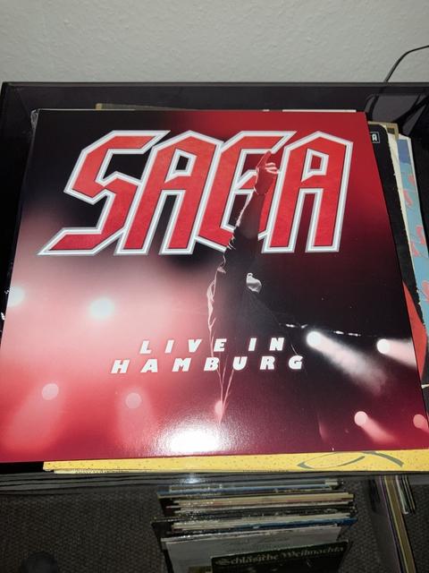 SAGA Live In Hamburg