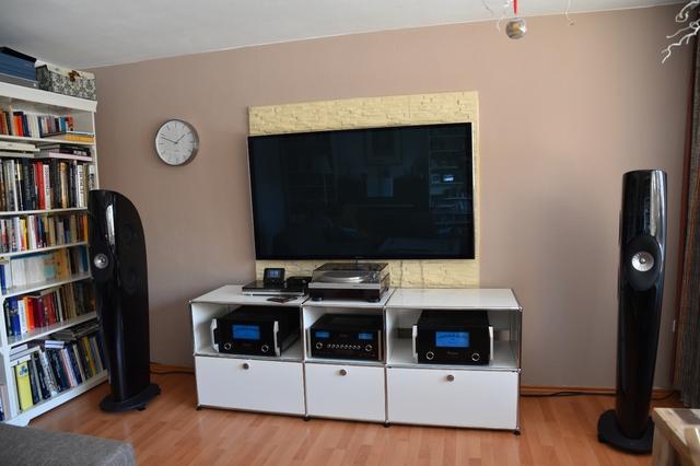 bilder eurer steinw nde kiesbetten racks geh use hifi forum seite 60. Black Bedroom Furniture Sets. Home Design Ideas