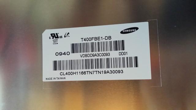 Lcd Fernseher Verkleidung : Samsung UE40B7090WP  samsung, ue40b7090wp  hififorumde
