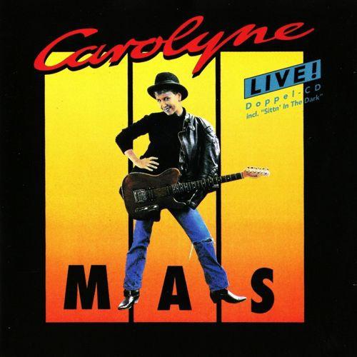 Carolyne Mas   Live
