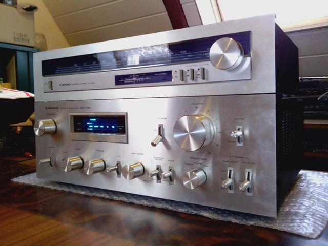 Pioneer SA-708~TX-410L 1
