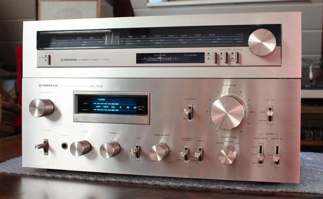 Pioneer SA708~TX410L