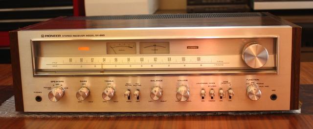 Pioneer SX-650 02