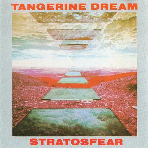 Tangerine Dream   Stratosfear