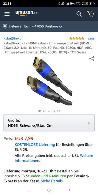 Screenshot 2018 11 04 22 38 41 676 Com Amazon MShop Android Shopping