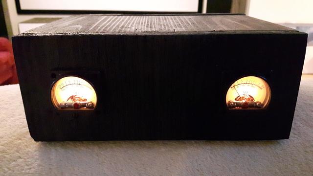 VU Meter Blackbox