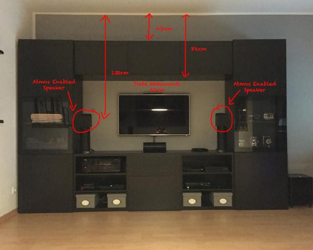 Dolby Atmos Enabled Speaker