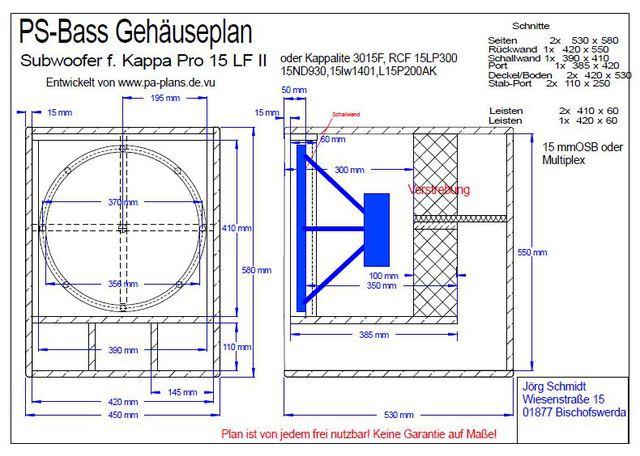 geh use eminence kappa pro 15 lf2 sound racks geh use. Black Bedroom Furniture Sets. Home Design Ideas