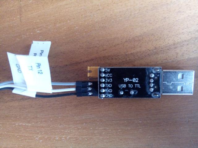 Seriell-zu-USB-(Scart-)Adapter_Rueckseite