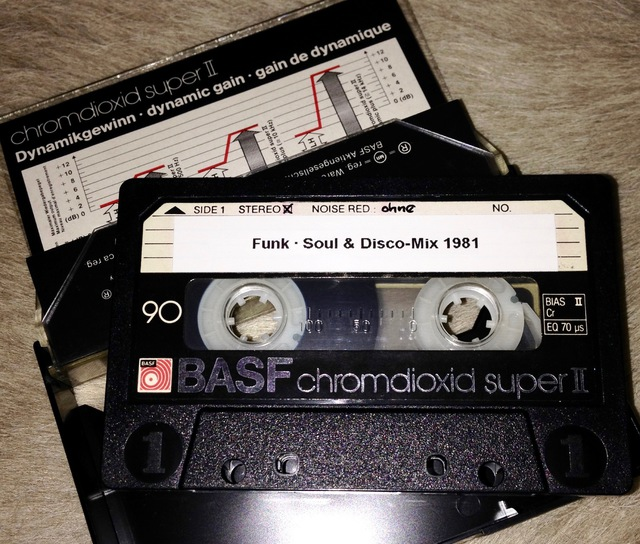 Audiokassetten & Dats Tv- & Heim-audio-zubehör Freundlich Cassette Basf 90 Cr-e Ii Vintage Kassette
