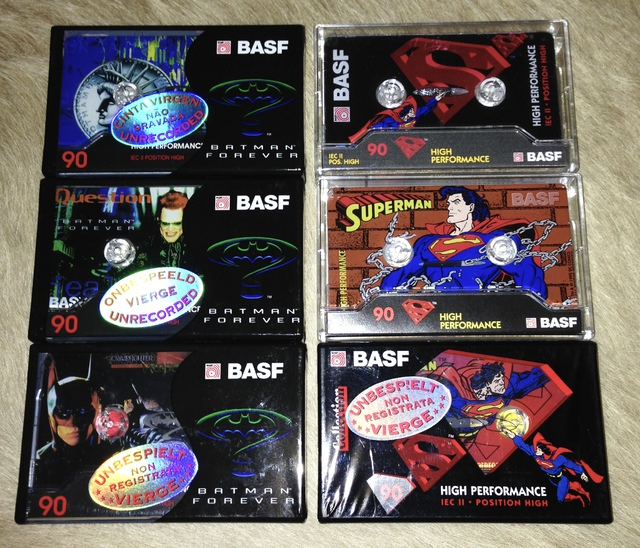 BASF High Performance Edition Batman + Superman