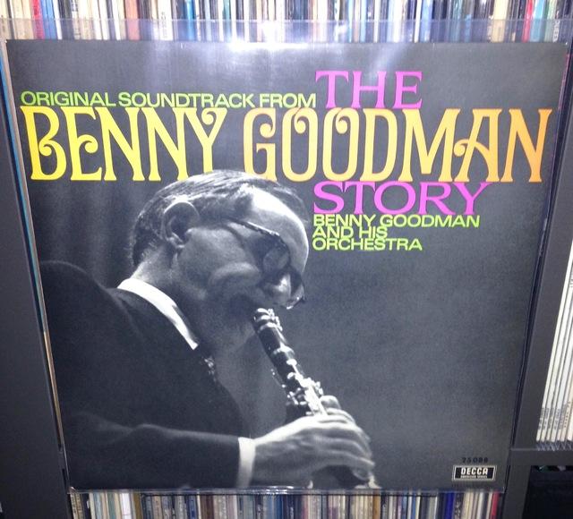 Benny Goodman ?? Original Soundtrack From The Benny Goodman Story
