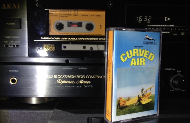 Curved Air ?– The Best Of Curved Air (1976)