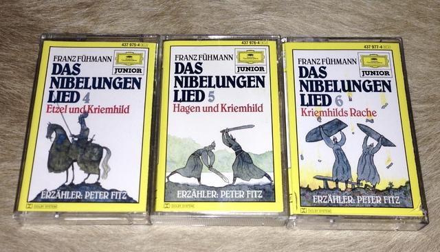 Das Nibelungenlied 4 - 6