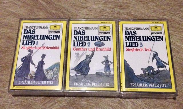 Das Nibelungenlied - Franz Fühmann