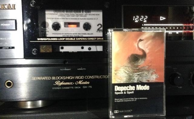 Depeche Mode: Speak & Spell (MC)