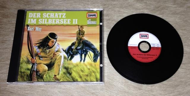 Der Schatz Im Silbersee II (Europa - CD - 2007) Karl May