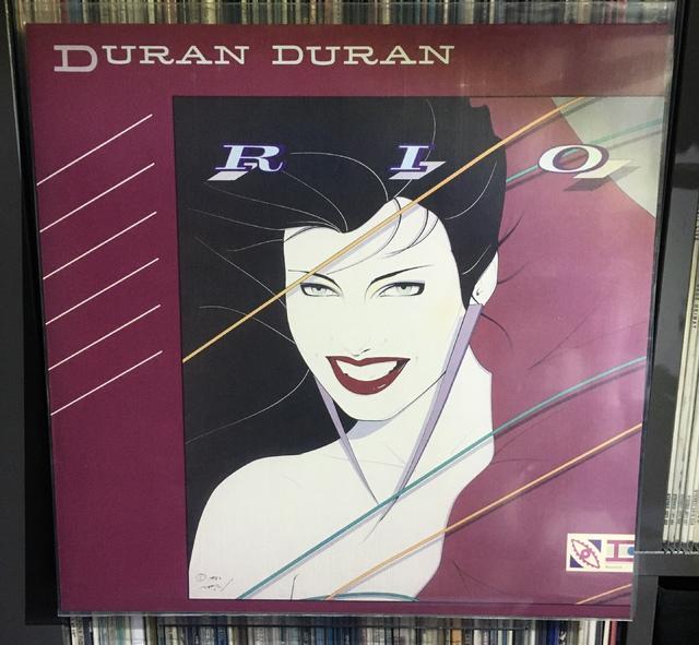 Duran Duran ?? Rio (LP ? EMI Electrola, 1982)