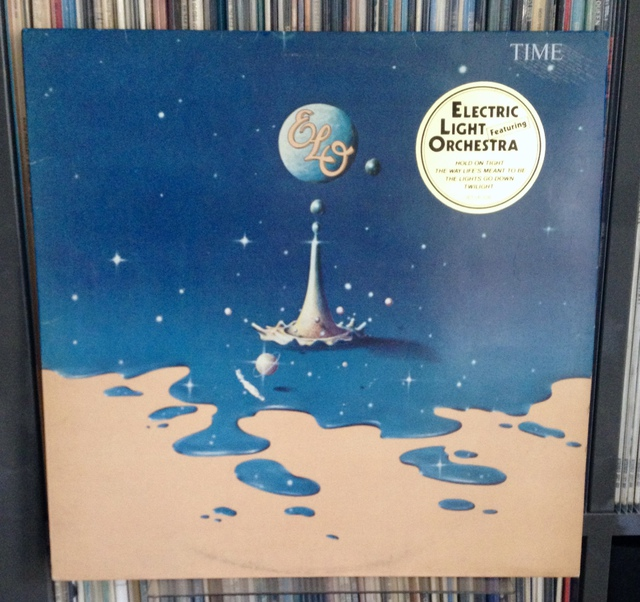 Electric Light Orchestra ? Time (1981)